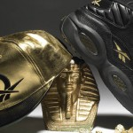 Reebok Question – Black and Gold for New Year's Eve