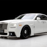 Rolls Royce Ghost by Wald International