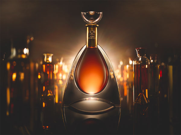 Special Edition L'OR de Jean Martell Cognac Gift Box by Eric Gizard