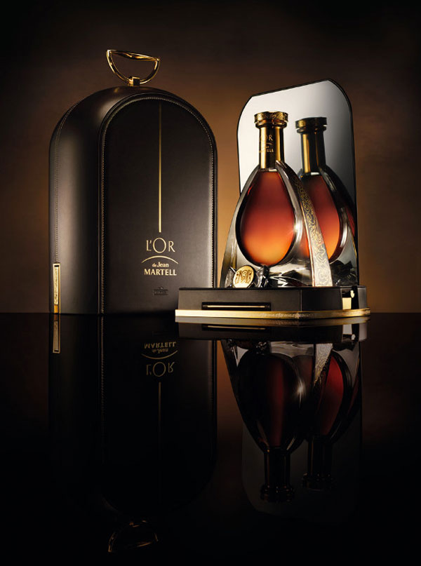 special edition l or de jean martell cognac gift box by eric gizard extravaganzi. Black Bedroom Furniture Sets. Home Design Ideas