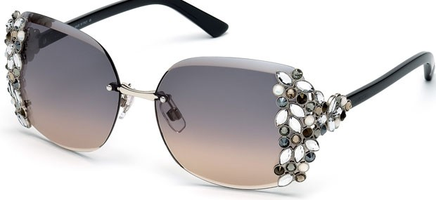 Swarovski Launches its First Eyewear Couture Edition