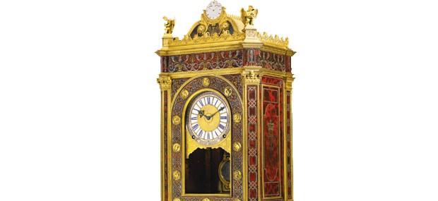 World's Most Expensive Clock – Rare Breguet's Clock from 1795