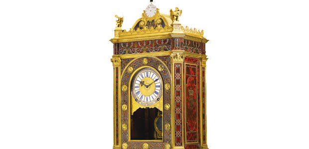 World&#8217;s Most Expensive Clock &#8211; Rare Breguet&#8217;s Clock from 1795