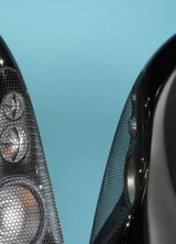 The Audiophile's Lacrima Speakers Shaped Like a Swan