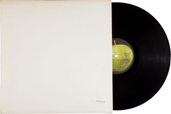 The Beatles [&quot;The White Album&quot;] Low Numbered A0000023 Copy LP (Apple 101, 1968)
