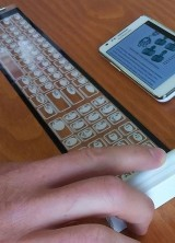 The Qii Flexible Keyboard