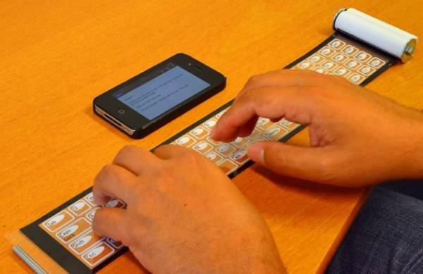 The Qii Flexible Keyboard