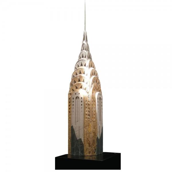 Timothy Richards Chrysler Building Model