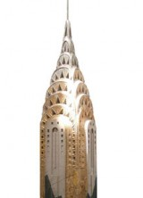 Timothy Richards Chrysler Building Model