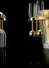Van Perckens Nr.8 Champagne Cooler with Gold Finishing Will Cost You $726,500
