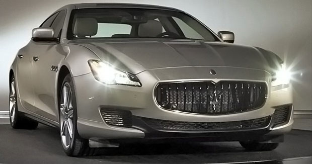 Maserati Production is Conducted Under the Fiat's Investment of $1,6 Billion