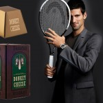 Novak Djokovic has Bought up Entire Supply of World's Most Expensive Cheese
