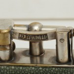 "Rare Dunhill ""Giant Clock"" Table Lighter, from 1930′s on Sale"