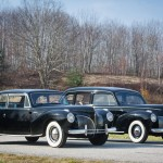 'The Godfather' 1941 Lincolns at Bonhams Auction