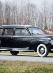 1941 Lincoln Continental Coupé