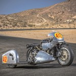 Championship-winning 1954 BMW Rennsport RS54 Sidecar Reached $167,800 at Bonhams Auction