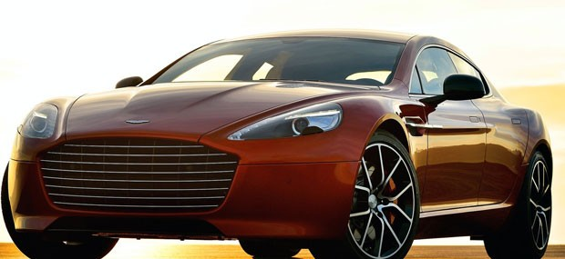 Aston Martin Rapide S – Brand's New Four-door Sports Car