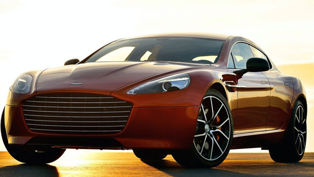 Aston Martin Rapide S – Brand's New Four-door Sports Car