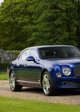 The 2014 Bentley Mulsanne Ready For Geneva
