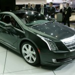 New Hybrid Cadillac ELR For 2014