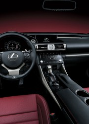 2014 Lexus IS 350 F Sport In Detroit Motor Show