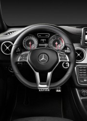 New Mercedes CLA Unveiled