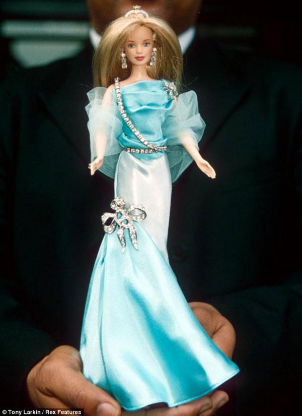 $80,000 Barbie Doll