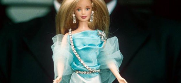 $80,000 Barbie Doll