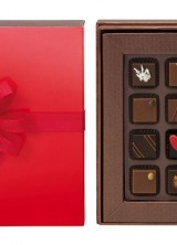 Armani/Dolci Gift Box 16 Pralines for Valentine's Day 2013