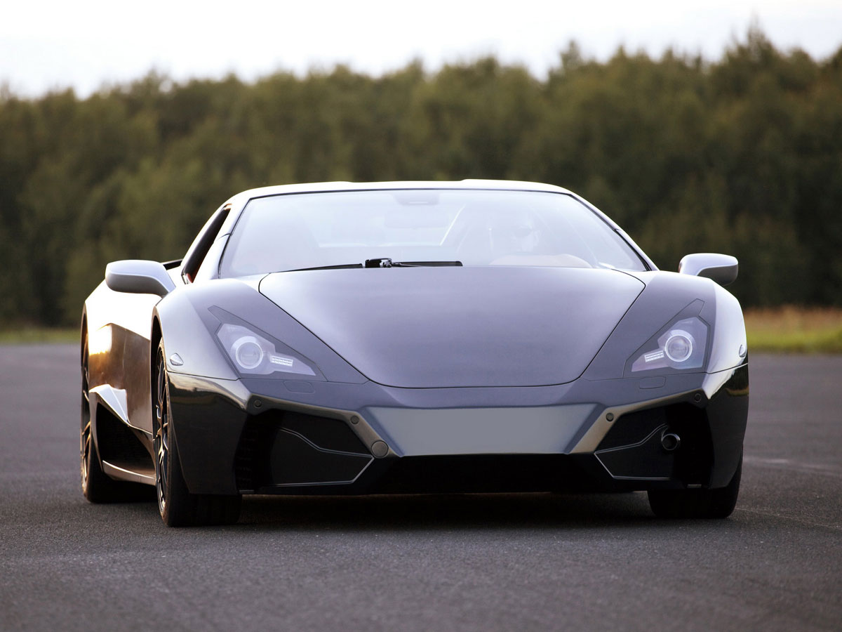 The New Arrinera Supercar