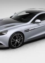 Aston Martin Unveils Vanquish Centenary Edition