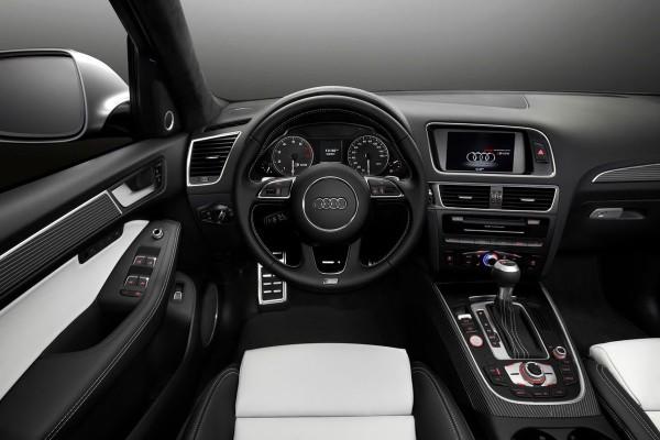 Audi SQ5 TSI Crossover