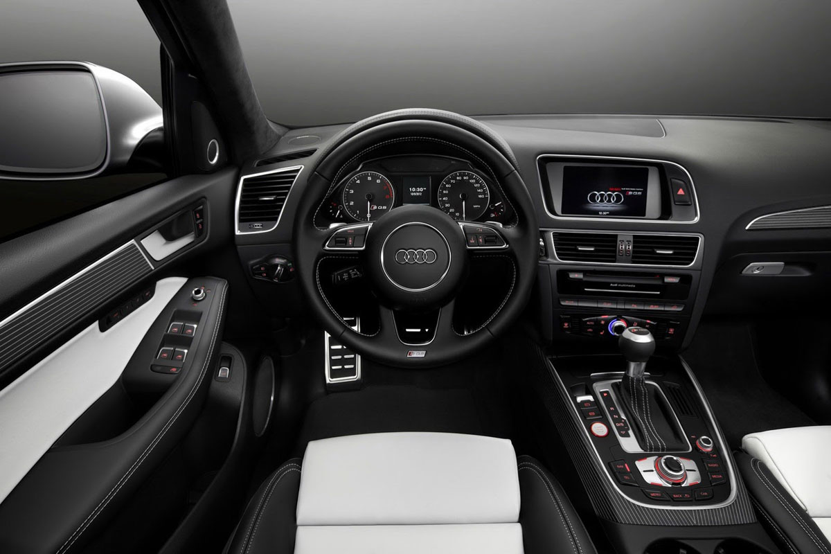 Audi SQ5 TSI for North American Market