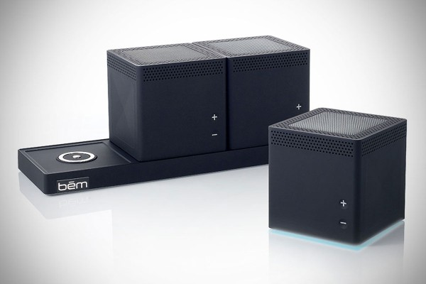 Bem''s Wireless Speaker Trio System