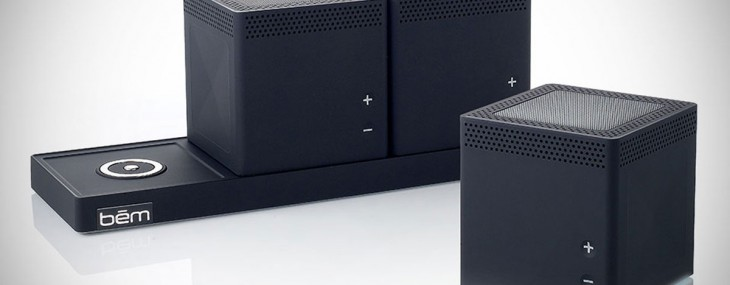 Bem's Wireless Speaker Trio System