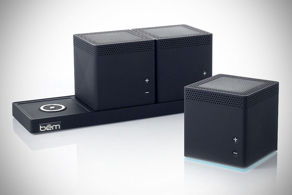 Bems Wireless Speaker Trio System