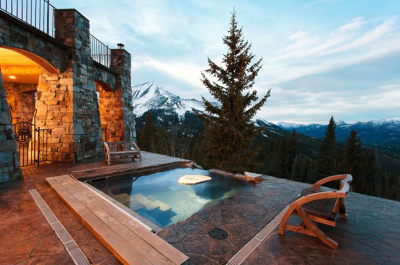 Big Sky Premier Home In The Exclusive Yellowstone Club To