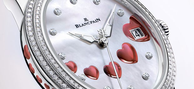 Blancpain Saint-Valentin 2013 Watch