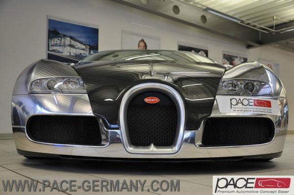 Bugatti Veyron Pur Sang No.1