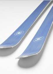 Chanel Skis – New Fashion Accessory