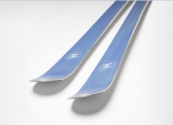 Chanel Skis &#8211; New Fashion Accessory