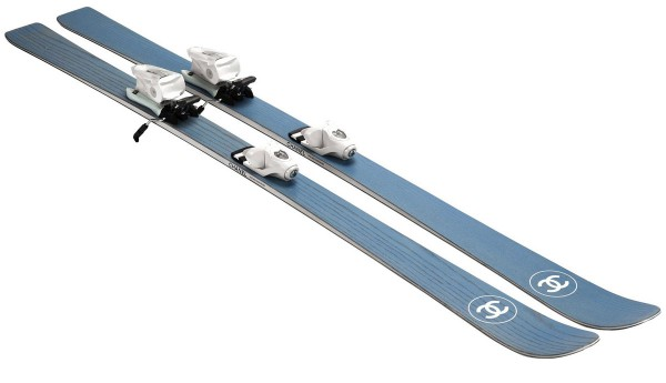 Chanel Skis - Polar Blue