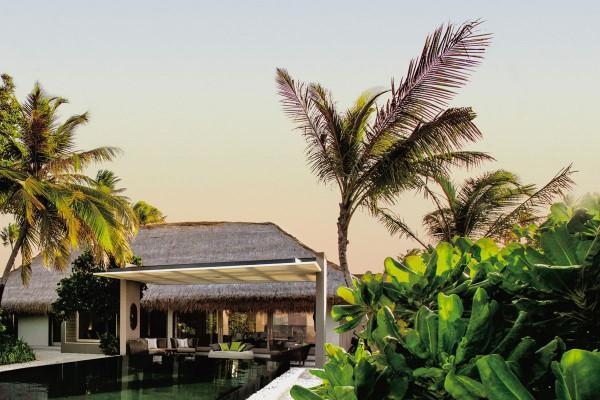 Cheval Blanc Randheli Hotel by LVMH