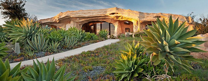 Dick Clark's Luxury Cave in Malibu