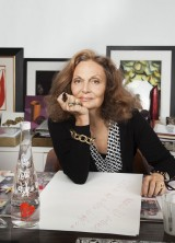 Evian Bottle by Diane von Furstenberg