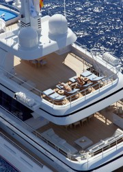 Feadship's Helix Superyacht