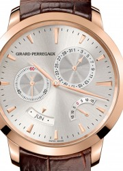 Girard-Perregaux 1966 Minute Repeater, Annual Calendar & Equation Of Time Watch