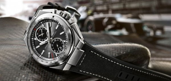 IWC Ingenieur Chronograph Racer For Mercedes F1 Team