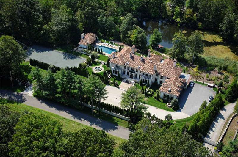 Italianate Styles Mansion in Greenwich, Connecticut on Sale for $26 Million