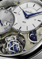 Jaeger-LeCoultre 180th Anniversary Jubilee Collection